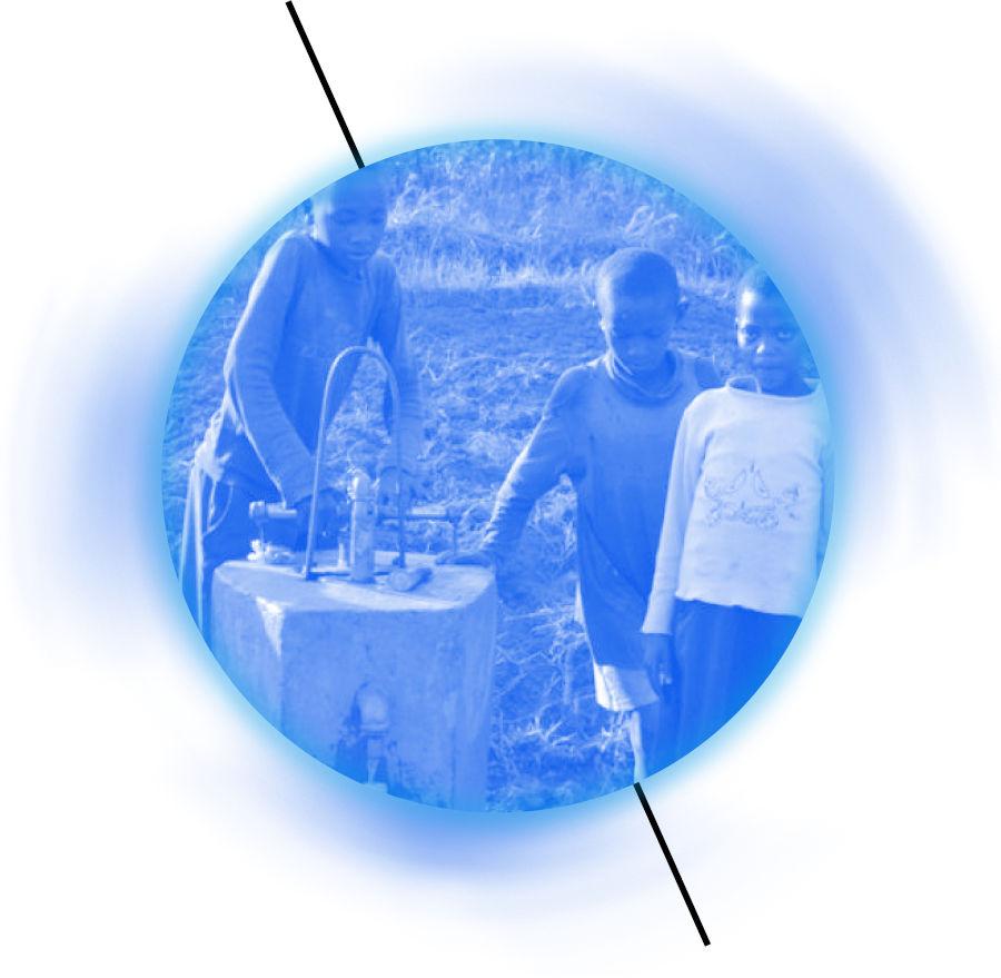 Proyecto Pozo Potable Ruanda